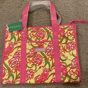 Lilly Pulitzer Chi Omega Tote Bag
